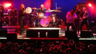 Robert Plant and the Sensational Space Shifters @ Molson Canadian Amphitheater 9.15.2015
