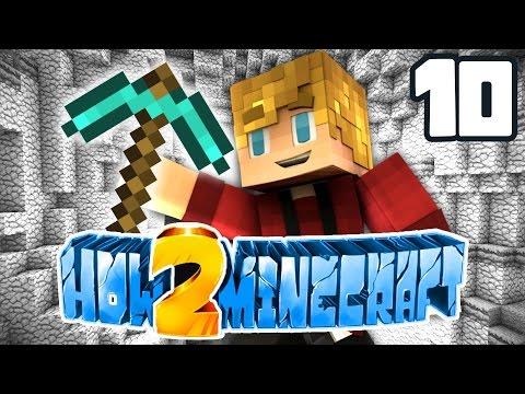 "Minecraft: How 2 Minecraft! (Season Two) ""Diamond Mining!"" Episode 10 (Minecraft 1.8 SMP)"