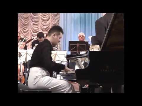 Лист Ференц - Венгерская рапсодия №4 (ми-бемоль мажор)