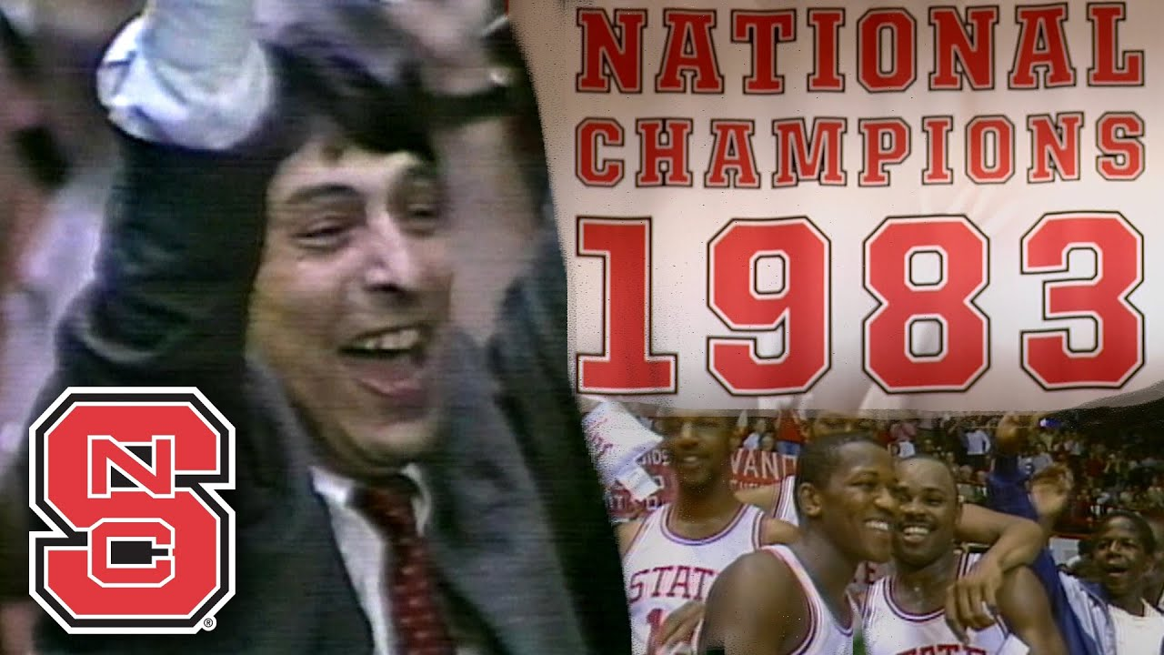 NC State's 1983 Cardiac Pack Team Set For Quest To The White House