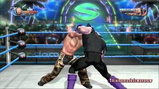 WWE All Stars Undertaker's Path of Champions #010 Shawn Michaels vs The Undertaker