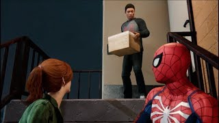 Mary Jane Accepts Her Mistake - Beautiful Moment Ruined By Miles Morales -  Spider Man Ps4