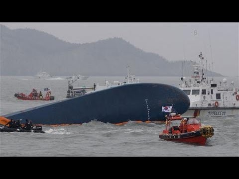 South Korea Ferry Rescue Efforts Intensify