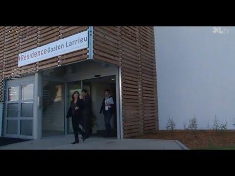 Inauguration de la Résidence Gaston Larrieu à Dax