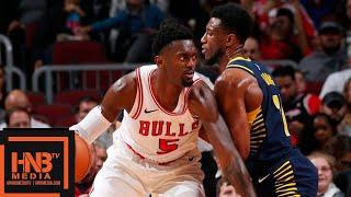 Indiana Pacers vs Chicago Bulls Full Game Highlights | 10.10.2018, NBA Preseason