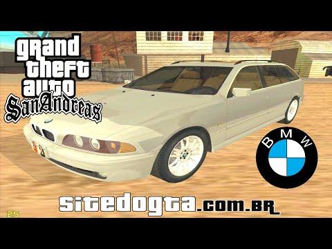 BMW 525 Touring V2