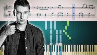 Tyler Joseph - Going Down - Piano Tutorial + Free Sheets