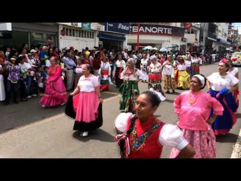 Desfile en Zitácuaro por el 204 Aniversario del Inicio de la Independencia