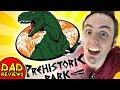 FUN THINGS TO DO IN LOUISIANA | Prehistoric Park - Henderson, Louisiana | Dinosaur Park Review
