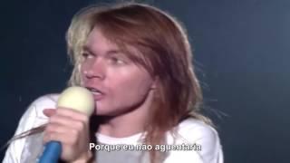 Guns N' Roses - Patience (Legendado em PT- BR) Live