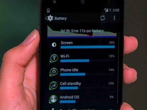 The Fix - Get better battery life on your Android device klip izle