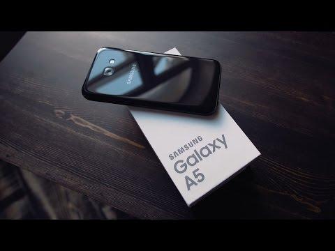 Samsung Galaxy A5 (2017): немного крупнее (ОБЗОР)