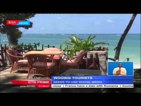 Ministry of tourism launches new campaign dubbed 'Make It Kenya' to attract tourists