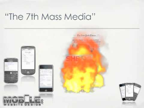 0 7th Mass Media Presented  Mobile Website Design