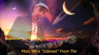 "Mark West - ""Sidereal"""
