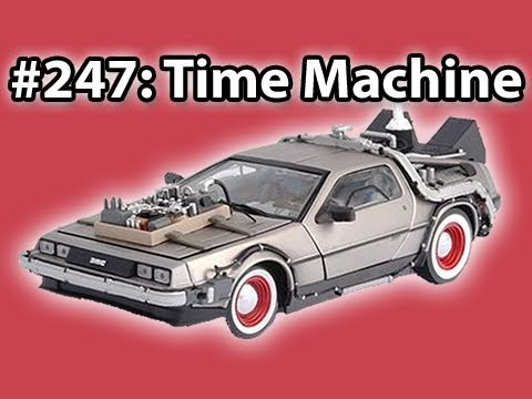 Is It A Good Idea To Microwave A Time Machine?