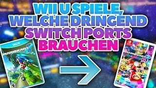 Wii U Spiele, welche DRINGEND Switch Remaster benötigen!