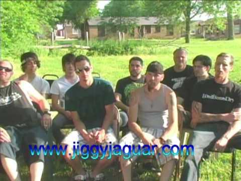 Bled Bone Dry Lyons Kansas Interview