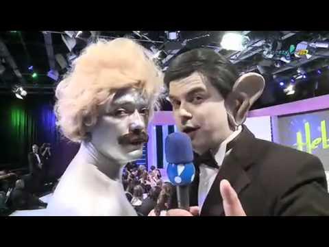 Pânico na TV - Amaury Dumbo e os Prateados no 1º programa da Hebe na Rede TV