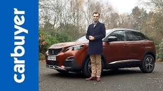 Peugeot 3008 SUV in-depth review - Carbuyer