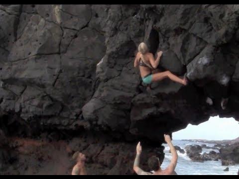 Sierra Blair-coyle Climbing Sierra Blair-coyle Living