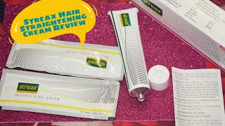 Streax Straightening Cream Review & Unboxing | Rebonding/Smoothening At Home Under 250/-