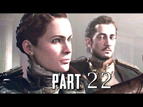 The Order 1886 Walkthrough Gameplay Part 22 - Between Life and Death - Campaign Mission 13 (PS4)