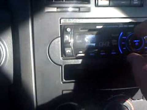Just installed a radio w/ ipod/ iphone hookup