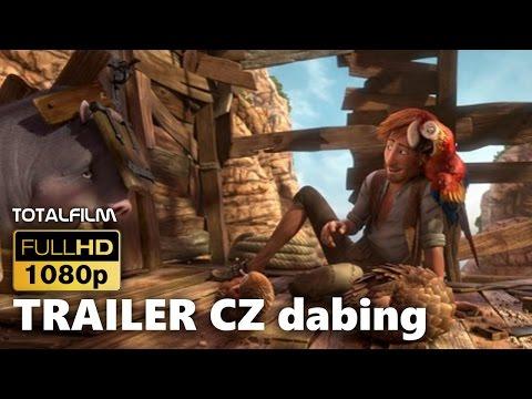 v kinech od: 18. 2. 2016 Bioscop | http://www.totalfilm.cz P�ipravte se na kone�n� pravdivý p�íb�h Robinsona Crusoe a jeho nejv�rn�jšího p�ítele � papouška �terý. Na malém...