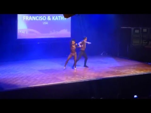 2016 Sydney International Bachata Festival - Francisco and Kathy