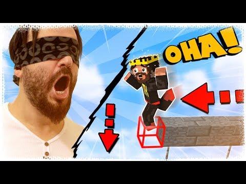GÖZLERİM KAPALI OYNADIM Minecraft ZoR MoD #26
