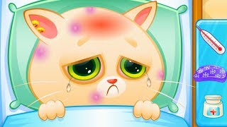 Play Fun Pet Care Kids Game - Bubbu - My Virtual Pet Kitten Game For Children