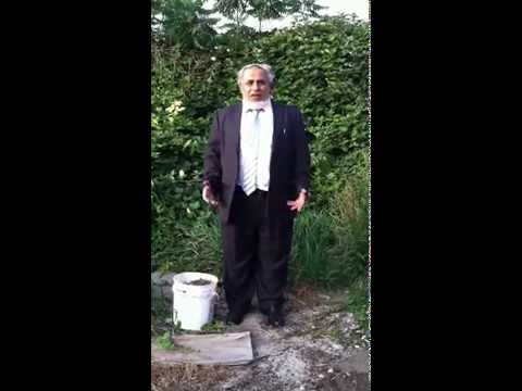 Rubble Bucket Challenge in Support of Gaza تحدي دلو الركام אתגר דלי הריסות  desafío cubo escombros