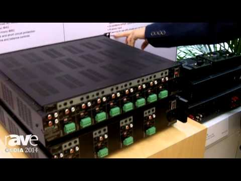 CEDIA 2014: Russound Debuts 5 New Amplifer Models, Including the D850 and D1650