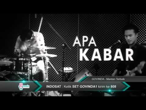 download lagu GOVINDA - Mantan Terbaik (Official Lyric Video) gratis