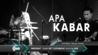 Download lagu GOVINDA - Mantan Terbaik ( Lyric Video)