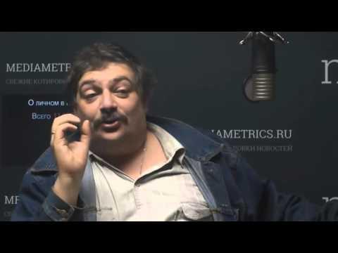 Дмитрий Быков про маменькиных сынков