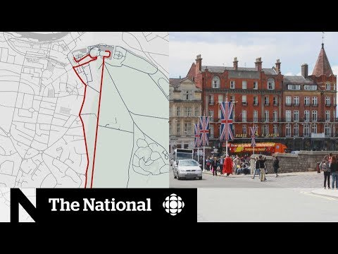 Royal wedding procession route: A step-by-step walk-through