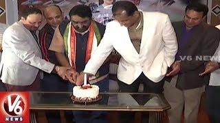 Indian Overseas and Telangana Chapter Congress Leaders Celebrates Sonia Gandhi Birthday  USA News - netivaarthalu.com
