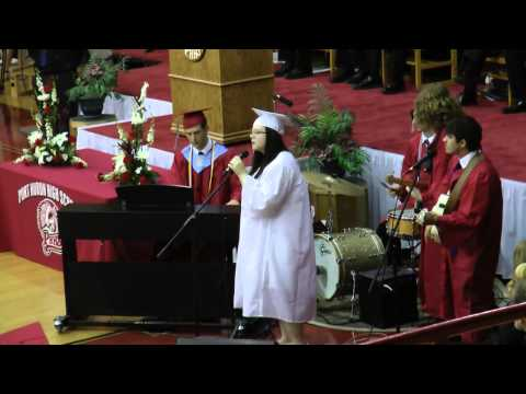 Port Huron High School Graduation Song 2014
