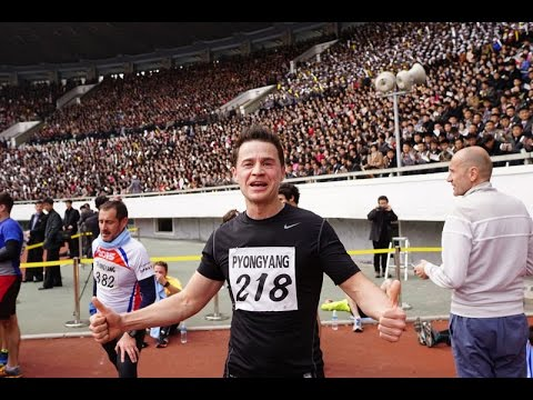Pyongyang Marathon 2015: Running in North Korea