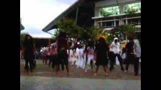Aswang festival dance ( Lyceum of the Philippines University - Cavite)