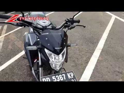 Review Honda cb150r