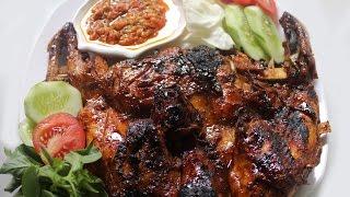 Resep Cara Membuat Membuat Ayam Bakar Menggunakan Teflon