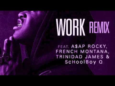 A$AP Ferg - Work Remix (chopped&screwed) BY DJPOLO