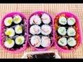 ข้าวห่อสาหร่าย - มากิซูชิ (เบนโตะ)