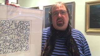 Portland art gallery owner Michael Parsons talks about Lawrence Ulvi