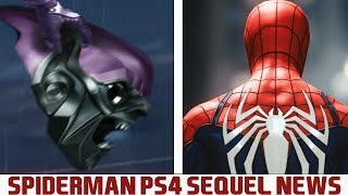 Spider-Man PS4 | Details Confirmed About The Sequel | Spiderman News, Rumours, Leaks