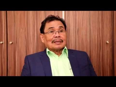 Message from  Chairman Mohagher Iqbal  of the MILF Peace Panel
