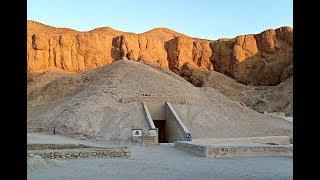 Открытие гробницы Тутанхамона - спланированный подлог.